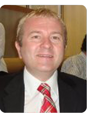 Mark John McCafferty, Fellow Chartered Accountant (FCA), Turnaround Expert, and Forensic Accountant